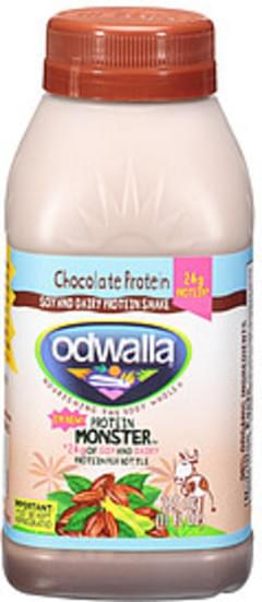 Odwalla Shake Protein Monster Chocolate