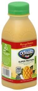 Odwalla Soy Protein Shake Mango Protein
