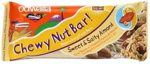 Odwalla Chewy Nut Bar Sweet & Salty Almond