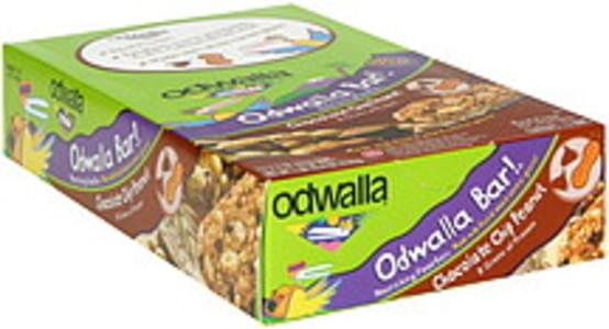 Odwalla Nourishing Food Bar Chocolate Chip Peanut