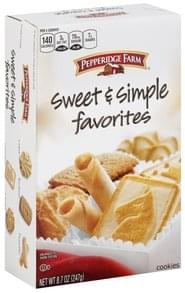 Pepperidge Farm Cookies Sweet & Simple Favorites