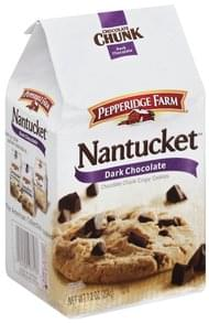 Pepperidge Farm Cookies Nantucket, Dark Chocolate