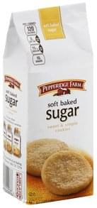 Pepperidge Farm Cookies Soft Baked, Sugar