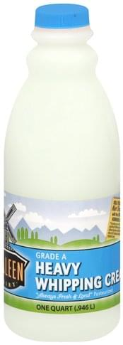 Edaleen Heavy Whipping Cream - 1 QT