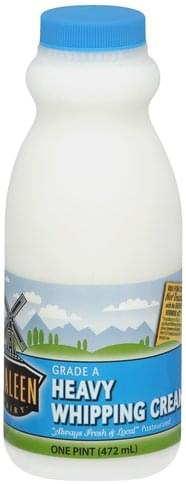 Edaleen Heavy Whipping Cream - 1 pt