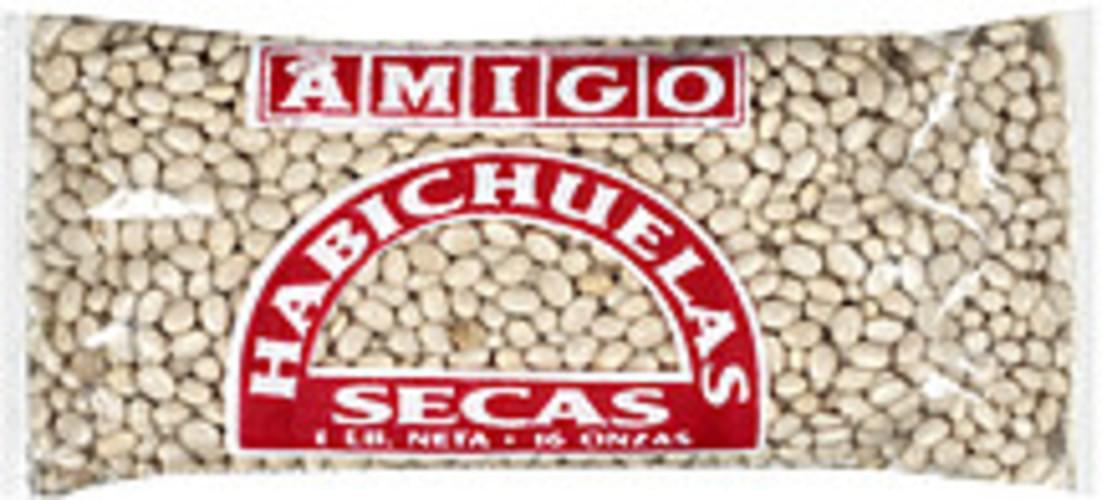 Amigo White Beans - 1 lb