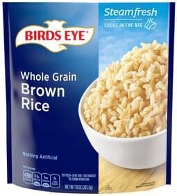 Birds Eye Brown Rice Whole Grain