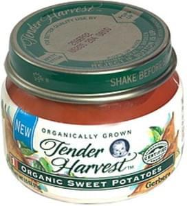 Gerber Sweet Potatoes Organic, 1