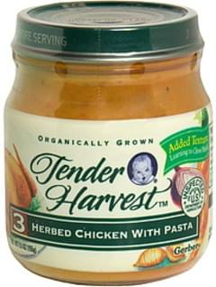 Gerber Herbed Chicken with Pasta 3