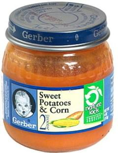 Gerber Sweet Potatoes & Corn