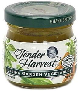 Gerber Spring Garden Vegetables