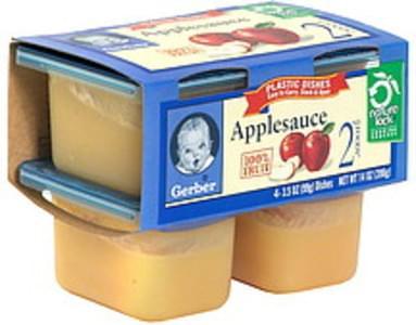 Gerber Applesauce