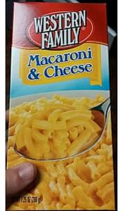 Western Family Macaroni & Cheese