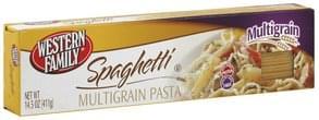 Western Family Spaghetti Multigrain