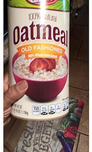 Shur Fine Oatmeal - 40 g