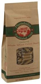 Montebello Penne Rigate Organic, Whole Wheat