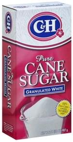 C & H Cane Sugar Pure, Granulated White