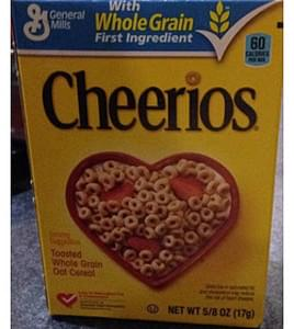 Cheerios Toasted Whole Grain Oat Cereal Single Pack