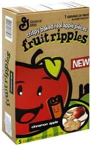 Fruit Ripples Fruit Ripples Cinnamon Apple