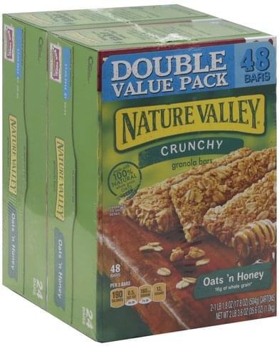 Nature Valley Crunchy, Oats 'N Honey