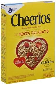 Cheerios Oat Cereal Whole Grain, Toasted