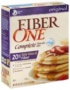 Fiber One Pancake Mix Complete, Original