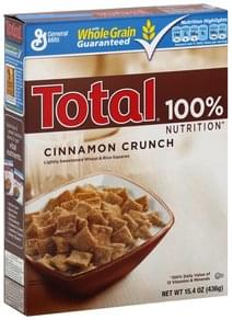 Total Cereal Cinnamon Crunch