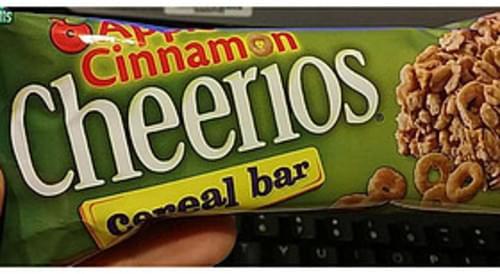 Apple Cinnamon Cheerios Cereal Bar