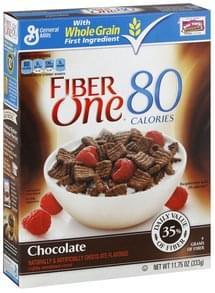 Fiber One Cereal Chocolate