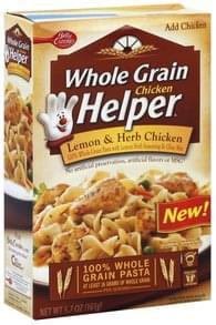 Chicken Helper Lemon & Herb Chicken