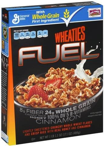 Wheaties Cinnamon Cereal - 17.1 oz