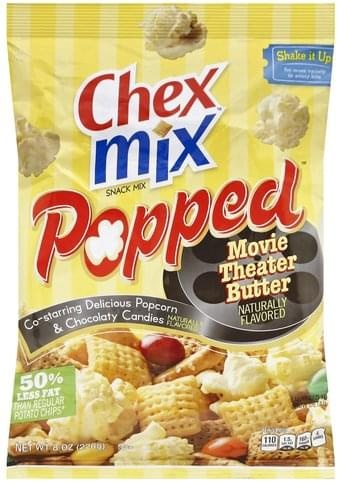 Chex Mix Popped, Movie Theater Butter