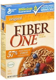 Fiber One Bran Cereal Original