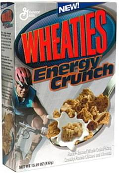 Wheaties Whole Grain Flakes Honey Toasted