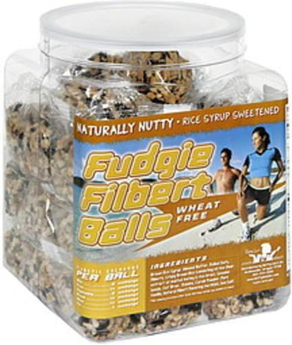 Betty Lous Wheat Free Fudge Filbert Balls - 1 ea