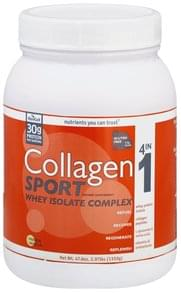 Collagen Sport Collagen Sport French Vanilla