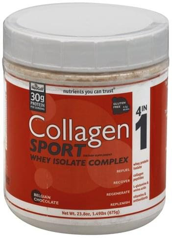 Neocell Belgian Chocolate Collagen Sport - 23.8 oz