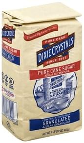 Dixie Crystals Sugar Pure Cane, Granulated