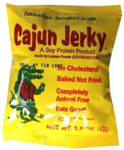 Lumen Foods Cajun Jerky Imitation Smoked Ham