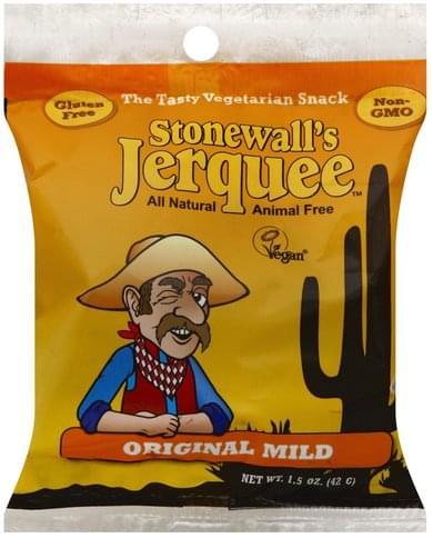 Stonewalls Jerquee Original Mild Jerquee - 1.5 oz
