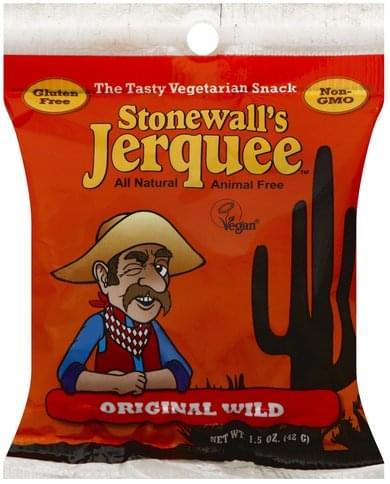 Stonewalls Jerquee Original Wild Jerquee - 1.5 oz