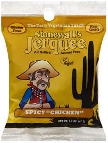 Stonewalls Jerquee Jerquee Spicy Chicken