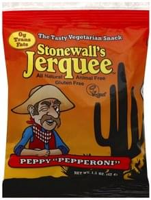 Stonewalls Jerquee Jerquee Peppy Pepperoni