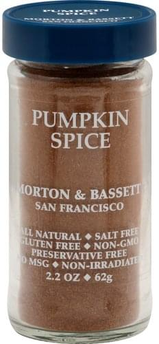 Morton & Bassett Pumpkin Spice - 2.2 oz