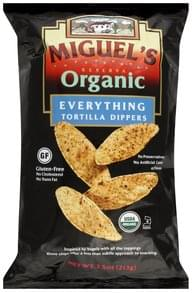 Miguels Tortilla Dippers Everything