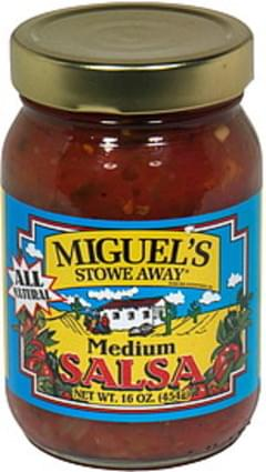 Miguels Salsa Medium