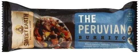 Sweet Earth The Peruvian Burrito - 7 oz