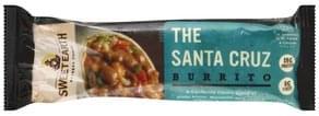 Sweet Earth Burrito The Santa Cruz