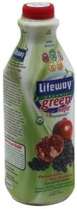 Lifeway Kefir Cultured Milk Smoothie Pomegranate Acai Blueberry