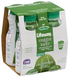 Lifeway Veggie Kefir Cucumber